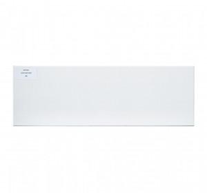 White glossy 20x60cm