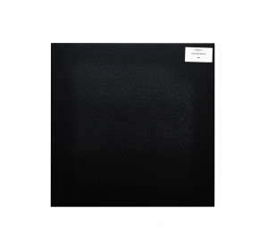 Black satin 42x42cm