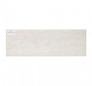 Livi cream inserto leaves 20x60cm