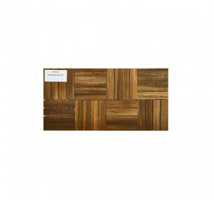 Ambio brown mosaic 20x40cm