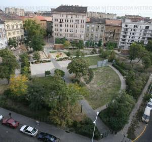 Mátyás tér 10-11.: A környék