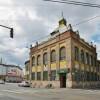 Az István úti posta impozáns épülete