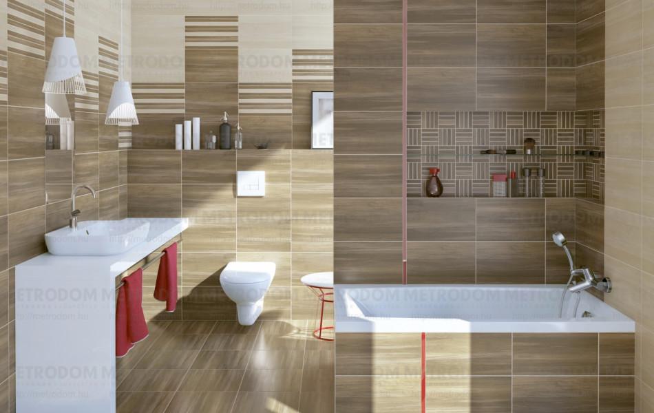 ambio barna fürdőszoba