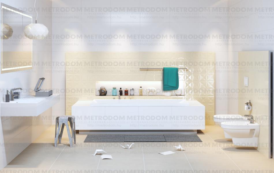 origami dune fürdőszoba