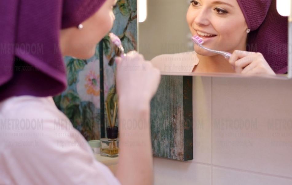 A fürdőszoba a felfrissülés, a regenerálódás helye, a tervezés során kiemelten figyelünk az ergonómiára is.