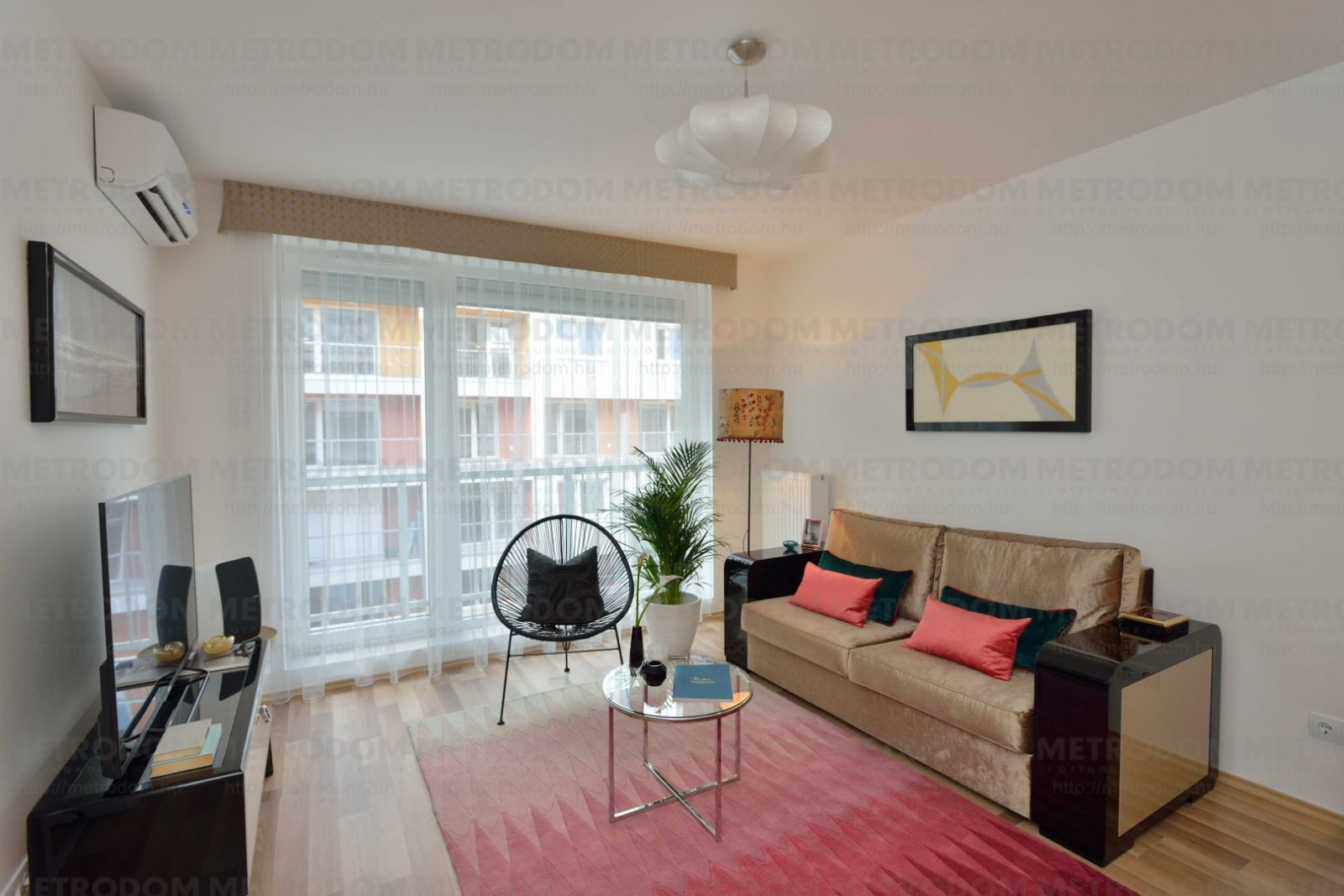 Sample apartment in City Home