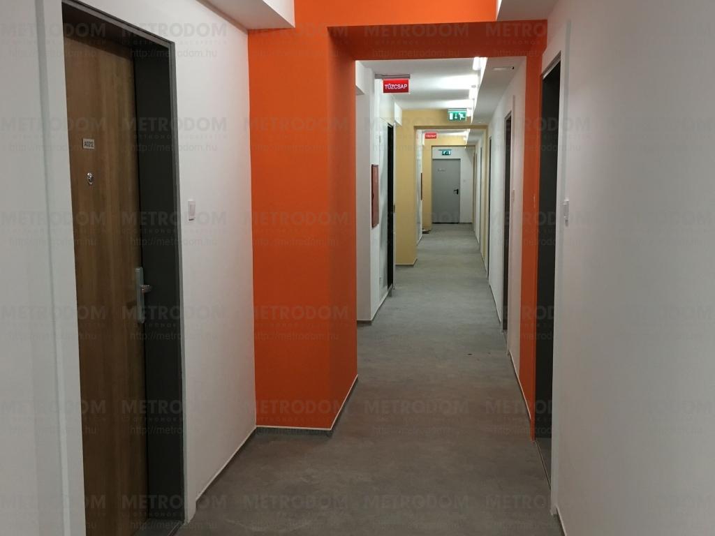 Újragondoltuk a folyosókat