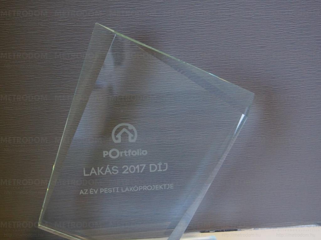 Metrodom Panoráma awarded