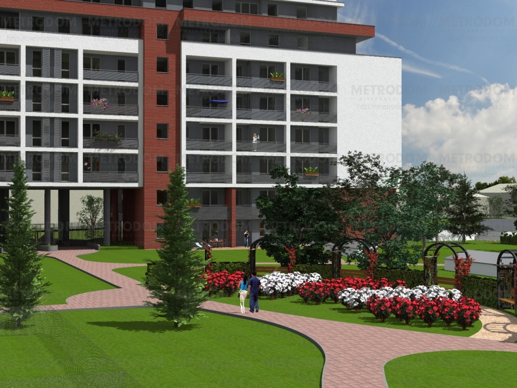 The apartments of Metrodom Park, Phase B - see for yourself