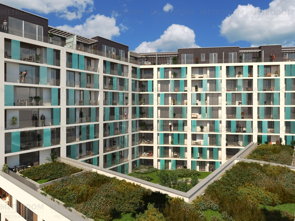Big size apartments now come with A/C preparations