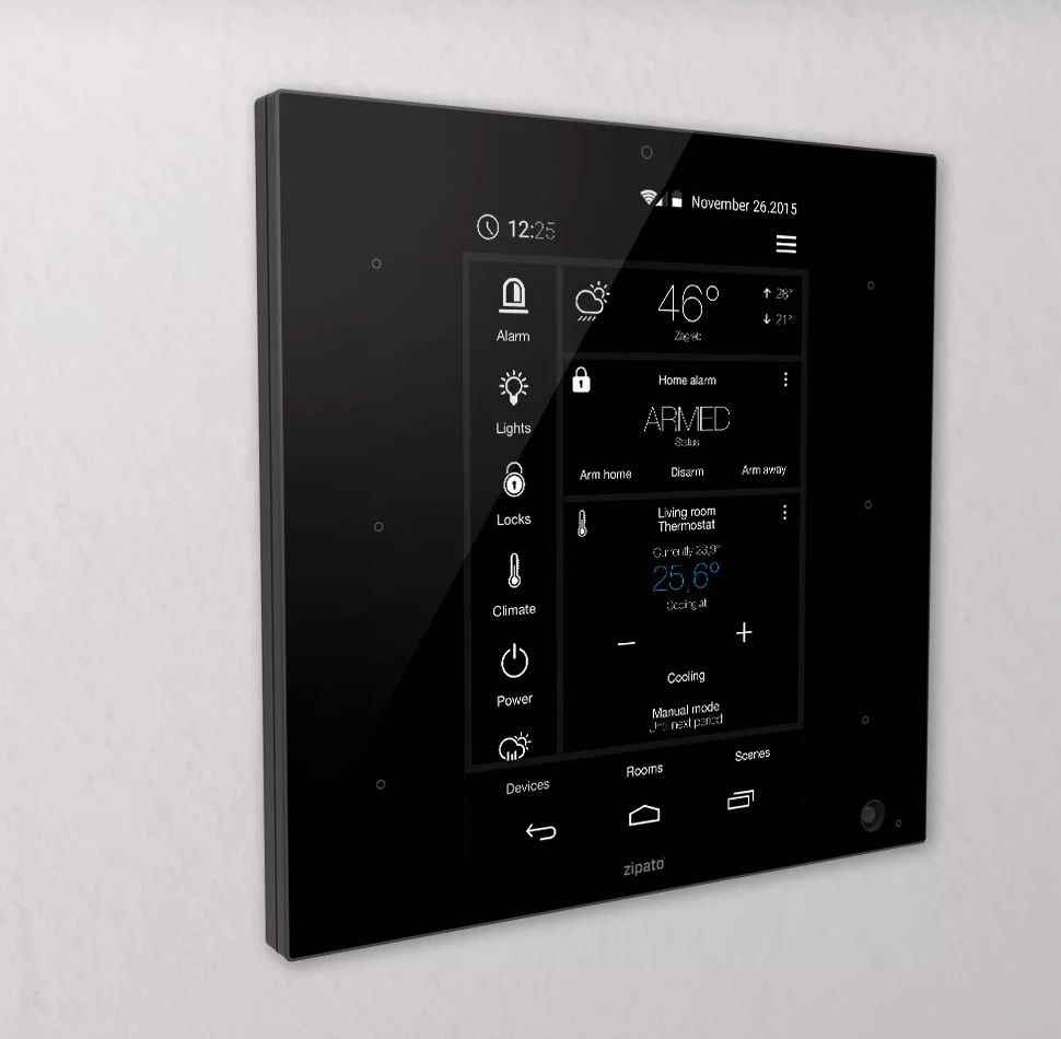 Video intercom in smart-homes